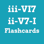 iii VI7 ii V7 I Flashcards. AKA: three-six-two-five-one, 36251