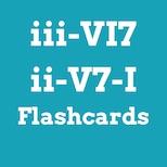 iii VI7 ii V7 I Flashcards. AKA: three-six-two-five-one, 36251