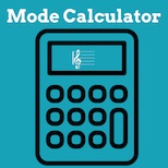 Mode Calculator