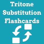 Tritone Substitution Flashcards